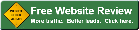 is your website generating quality leads?