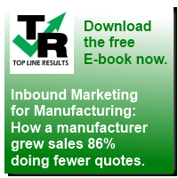 inbound marketing for manufacturing