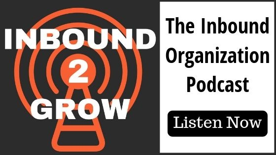 Listen to the Inbound2Grow Podcast Now