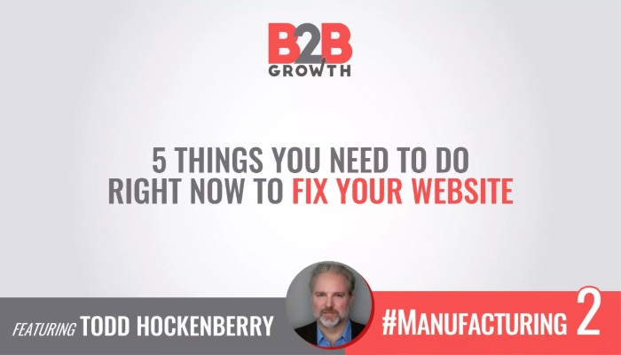 5 things you need to do right now to fix your website 2